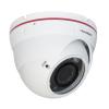 "EuroVideo EVC-IP-DV806HIPD13 1/3""-os 1,3 MP-es IP IR dome kamera, dual stream, Aptina AR0130 CMOS, 2,8-12 mm, optika, 30 m IR"