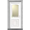 EVERTON 2 Műanyag bejárati ajtó 90x210 cm