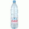 Evian ásványvíz 1,5 l szénsavmentes