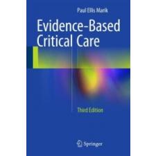Evidence-Based Critical Care – Paul Ellis Marik idegen nyelvű könyv
