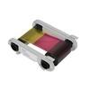 Evolis YMCKO - 5 paneles színes szalag - 250 oldal/tekercs