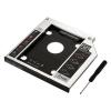 Ewent HDD/SSD SATA adapter optikai egységhez (9,5 mm) Ewent EW7003