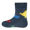 EWERS fiú zokni Dinoszaurusz 16 - 17 kék