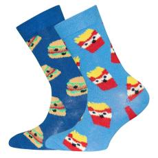 EWERS fiú zokni Hamburger 23 - 26 kék