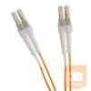 Excel-Networking Optikai duplex patch kábel LC-LC 50/125 OM2 2m (200-169) EXCEL