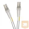 Excel-Networking Optikai duplex patch kábel LC-LC 62,5/125 OM1 2m (200-182) EXCEL