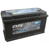 EXIDE Premium 100Ah 900A (EA1000) Jobb+