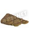 ExoTerra Turtle Bank Floating L teknőssziget 41x24x7cm