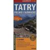 Express Map Tatry Polskie i Slowackie