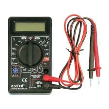 Extol Craft digitális multiméter (600011) mérőműszer