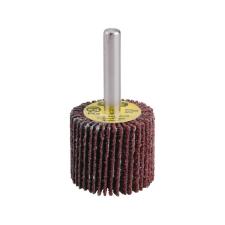 Extol lamellás csiszoló, csapos, 6 mm befogás, Alu-Oxid, 30×25mm; P80 (Lamellás csiszoló) féktárcsa