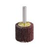 Extol lamellás csiszoló, csapos, 6 mm befogás, Alu-Oxid, 40×30mm; P80 (Lamellás csiszoló)