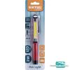 Extol LIGHT LED lámpa, 3 W COB, 280 Lumen, toll típusú, ALU ház, mágneses akasztó, elem nélkül