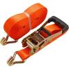 EXTOL PREMIUM 5 EXTOL rakományrögzítő gurtni, kampós, max. 4000kg; 3m×50mm, EN12195-2, TÜV/GS