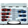 EXTOL PREMIUM csavarhúzó készlet 7 db, 4x (-), 3x (PH), CrV