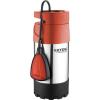 EXTOL PREMIUM_ EXTOL búvárszivattyú tiszta vízhez, úszókapcsolóval, 1000W, INOX ház, szállító teljesítmény: 5,5m3/h, max. száll.40m