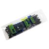 EXTOL PREMIUM EXTOL kábelkötegelő 7,6×500mm 50db, fekete nylon