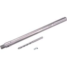 EXTOL PREMIUM hosszabbító szár központfúróval, M16×300mm hosszúság, SDS MAX befogás, Extol Prémium tégla körkivágókhoz csiszolókorong és vágókorong