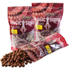 Extra Carp Magic Squid Bojli 1kg Squid-Plum 24mm