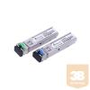 ExtraLink SFP 1.25G WDM 1310/1550NM 3KM LC - PAIR - singlemode fiber