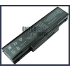 F3Jp 4400 mAh 6 cella fekete notebook/laptop akku/akkumulátor utángyártott