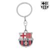 F.C. Barcelona Ezüstszínű Kulcstartó
