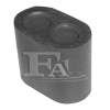 FA1 Tartó, kipufogóberendezés FA1 123-914