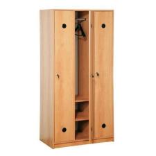 Fa öltözőszekrény Jacob, 3 részes, bÜkk irodai kellék