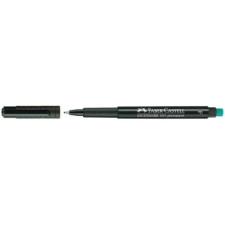 Faber-Castell Alkoholos marker FABER-CASTELL F 0,6 mm fekete filctoll, marker
