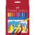 Faber-Castell Filctoll készlet, FABER-CASTELL, 24 különböző szín