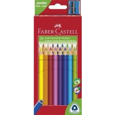 """Faber-Castell Színes ceruza készlet, háromszögletű, FABER-CASTELL """"Jumbo"""", 20 különböző szín színes ceruza"""