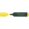 """Faber-Castell , """"Textliner 48"""" 1-5 mm sárga szövegkiemelő"""