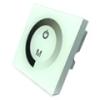 Fali LED fényerő szabályzó (DM01) - 96 Watt - fehér