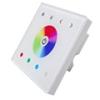 Fali RGB LED vezérlő (RGB02) - 144 Watt - fehér