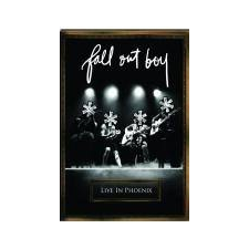 FALL OUT BOY - Live In Phoenix DVD zene és musical