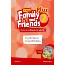 Family & Friends 2e Plus 2 Builder Book – Jessica Finnis idegen nyelvű könyv