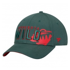 Fanatics Branded Minnesota Wild baseball sapka grey NHL Iconic Dual Alpha