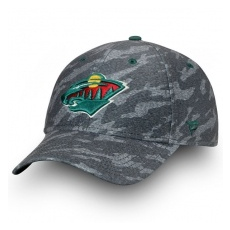 Fanatics Branded Minnesota Wild baseball sapka Made2Move Camo Flex - M/L