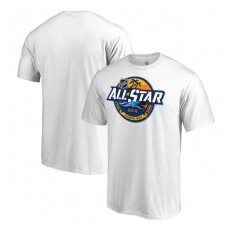 Fanatics Branded NHL fĂŠrfi póló white 2018 NHL All-Star Logo - XXXL