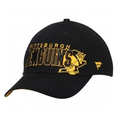 Fanatics Branded Pittsburgh Penguins baseball sapka black NHL Iconic Dual Alpha