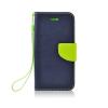 Fancy flip tok, Nokia 5.1, kék-lime