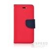 Fancy flip tok Xiaomi Redmi K20, piros-kék