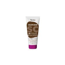 Fanola Color Mask Sensual Chocholate színező hajpakolás csokoládé barna, 200 ml hajfesték, színező