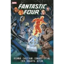 Fantastic Four By Jonathan Hickman Omnibus Volume 1 – Jonathan Hickman idegen nyelvű könyv