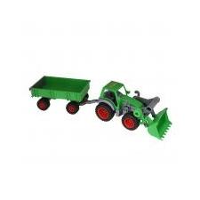 Farmer óriás traktor 63cm autópálya és játékautó