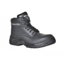 FC12 - Compositelite szőrmebéléses védőbakancs, S3 CI - fekete