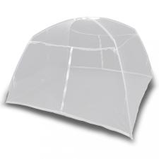 Fehér üvegszálas kempingsátor 200 x 180 x 150 cm kemping felszerelés