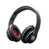 Fejhallgató Stereo Headset M-801 - fekete