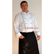 Fekete szakácskötény