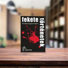 Fekete történetek kártyajáték társasjáték